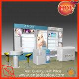 Tienda de cosmética de madera Armario de pantalla