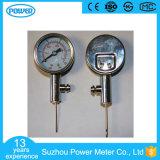 60mm Qualitäts-Metallkugel-Druckanzeiger-Kugel-Manometer