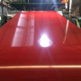 914mm、1000mm、1200mm、1219mm、1250mmの幅カラーは鋼鉄コイルに塗った