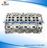 De Cilinderkop van de motor Voor Nissan Yd25 Nieuwe 908510 11040-Eb30A 11039-Ec00A
