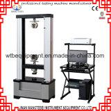 Máquina de prueba electrónica de la fuerza extensible del control de ordenador