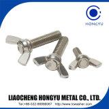 Boulons à tête hexagonale DIN933 en acier inoxydable M3-M56