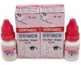 GMP Certified Gentamycin Eye Ear Drop