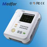 Electrocardiograph Medfar Mf-Xcm300 3-Channel ECG с CE