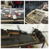 La máquina que corta con tintas del cristal de exposición de Scrapbooking para la madera contrachapada muere a tarjeta