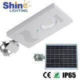 Une utilisation extérieure étanche IP65 15W à LED intégrée Rue lumière solaire