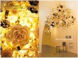 Elegance Rose Hotel Projekt Dekoration Leuchter- Licht ( NLX8862-27 )