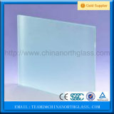 травленое стекло 4-8mm ясное и подкрашиванное строя декоративное кисловочное