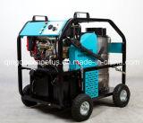 Unidade de gasolina com água quente e fria Lavadora de Alta Pressão
