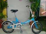 20'' Mini vélo/vélo avec châssis repliable en acier Sh-F006
