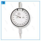 индикатор с круговой шкалой 0-2mm механически с разрешением 0.001mm