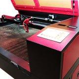 Tagliatrice visiva formato del laser piccolo/del CCD/marchio, pattini, distintivo, tessuto di Digitahi/tagliatrice molto richiesta del cuoio 1300*900