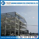 La estructura de acero de almacén con Godown prefabricados