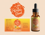 Geben flüssige Frucht-Aromen Stamm-Nikotin-Wurzel-Nikotin-Korea-E für E Shisha und Nikotin u. Tabak der Einheit-0% frei