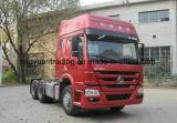6X4 de op zwaar werk berekende Vrachtwagen van de Tractor HOWO met Hoge Qualtiy