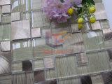 Mosaico de cristal da decoração americana da parede do estilo (CFC642)