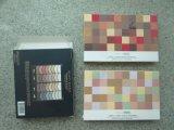 Caja de embalaje de papel de las gamas de colores de color