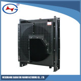 646: Radiador del agua para el motor diesel de Shangai