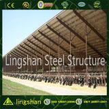 Сарай фермы здания амбара скотин стальной структуры
