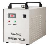 Machine en cuir de graveur de laser de découpage de textile