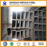 Tubo d'acciaio quadrato di ERW Q195 Q235 Q345 per costruzione
