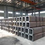 Tubo cuadrado de acero suave / tubo rectangular / tubo hueco de sección