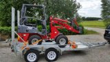 600kg 0.6t Mini Compact Loader