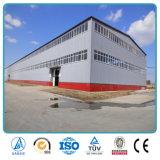 Tettoia d'acciaio della costruzione prefabbricata di storia di fabbricazione due