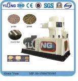 Potência 500-800kg/h moinho de péletes de alfafa com alta qualidade