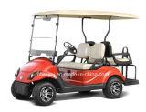 中国OEMは4つのシートの電気ゴルフ手段をカスタマイズする