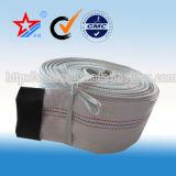 Mangueira de descarga de água em tela de revestimento de PVC