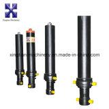 Cilindro telescópico hidráulico del petróleo para Truck&Trailer