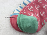 Chaussettes hebdomadaires en bambou ultra molles de Premuim avec la boîte-cadeau pour des femmes et des hommes