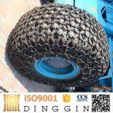 Cadeias de proteção de pneu para 1ton Loader