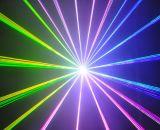 4W RGB DJのディスコの段階のイベントライトアニメーションレーザー