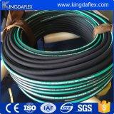 De Fabrikant van China van Hydraulische Slang wordt gemaakt die