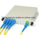 1*4 4way 슬롯 카세트 PLC 쪼개는 도구 Sc/Upc