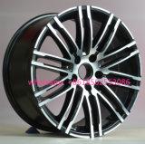 O alumínio da réplica orlara a roda da liga do carro para Porsche