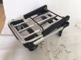 Capacidade 150kg de alumínio de dobramento do caminhão da plataforma