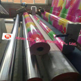 Roulis de plancher de linoléum de PVC de feutre de biens