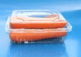 La casella di imballaggio di plastica di vendita di fabbricazione direttamente tutto il genere di casella accetta l'OEM