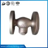 OEMのねずみ鋳鉄の鋳造の鋳物場は炭素鋼の砂型で作る