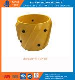 Centralisateur droit de corps solide d'acier de moulage de lame pour le cimentage de puits de pétrole