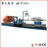 Torno profesional del CNC de China con 50 años de experiencia para el cilindro, tubo de petróleo, turbina, el trabajar a máquina del eje (CG61160)