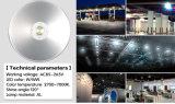 100W Epistar industrielles LED hohes Bucht-Licht für Werkstatt/Lager