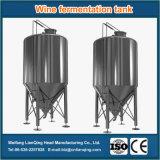 Edelstahl-Wein-Gärungsbehälter/Nahrungsmittelgrad-Bier-Gärungsbehälter