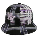 Изготовленный на заказ горячая бейсбольная кепка Snapback сбывания с Rhyine каменным Gjfp17158