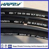 4sh 5/8 Inch Dn16mm Rubber Hydraulic Hose
