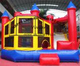 Aufblasbares Schloss für springenden Spaß des Kindes
