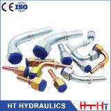 femmina metrica 20611 20611-T 60 gradi del cono del montaggio di tubo flessibile idraulico